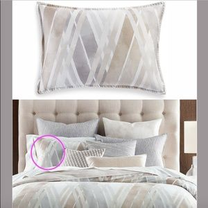 NIB Hotel Collection Lateral Standard Pillow Sham